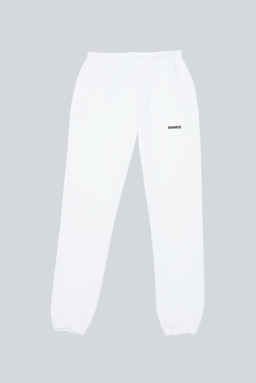White Sweatpants