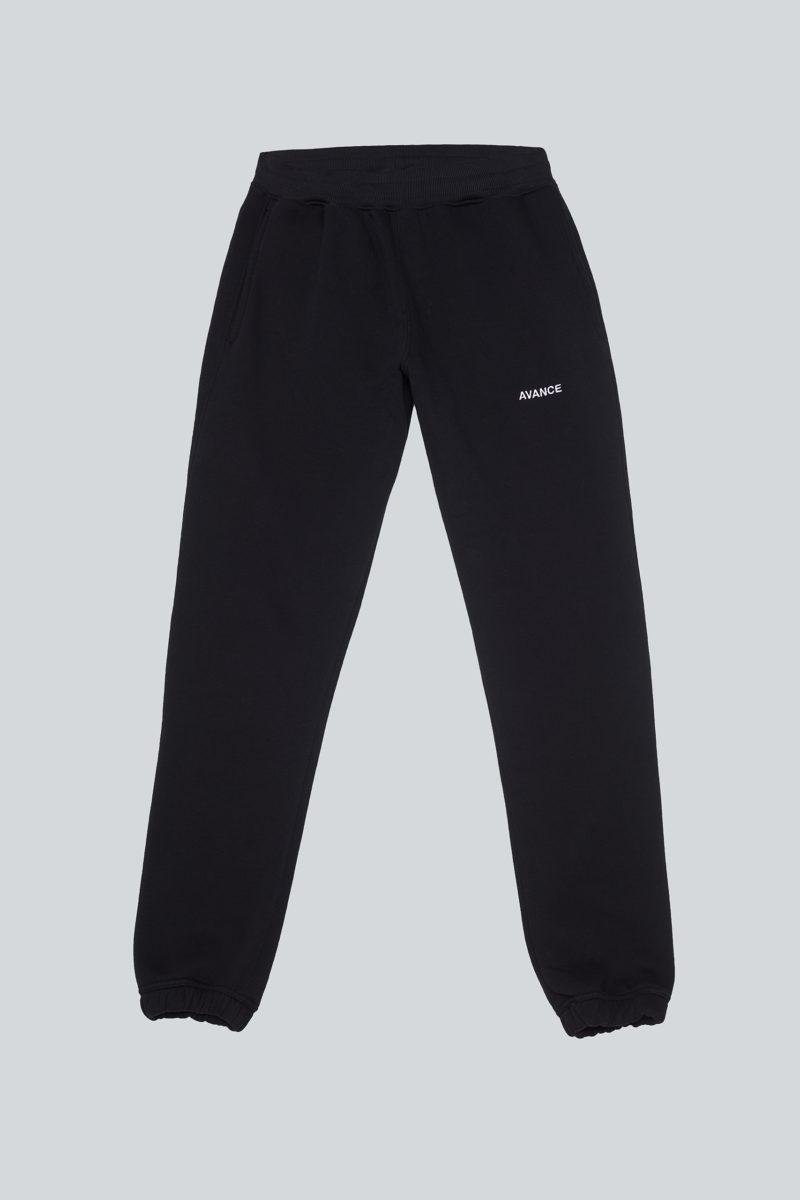 Black Concorde Pants