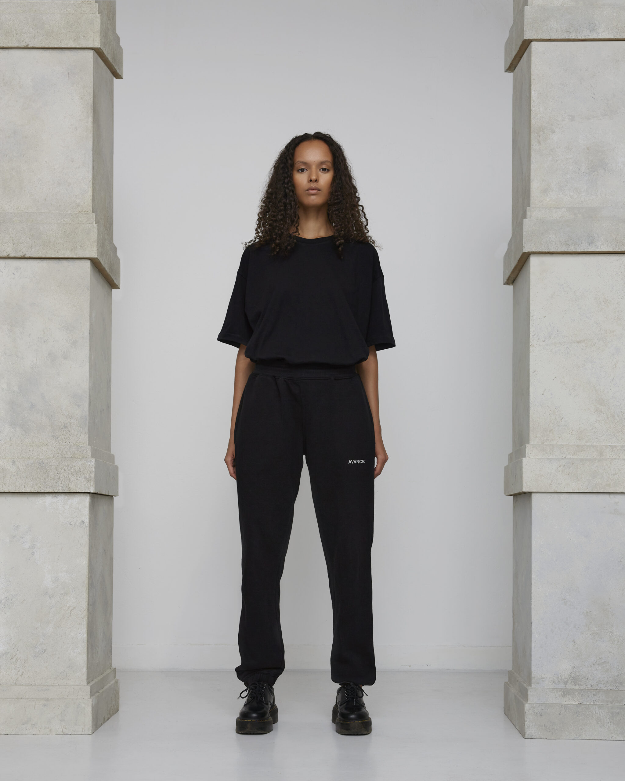 Avance t-shirt black