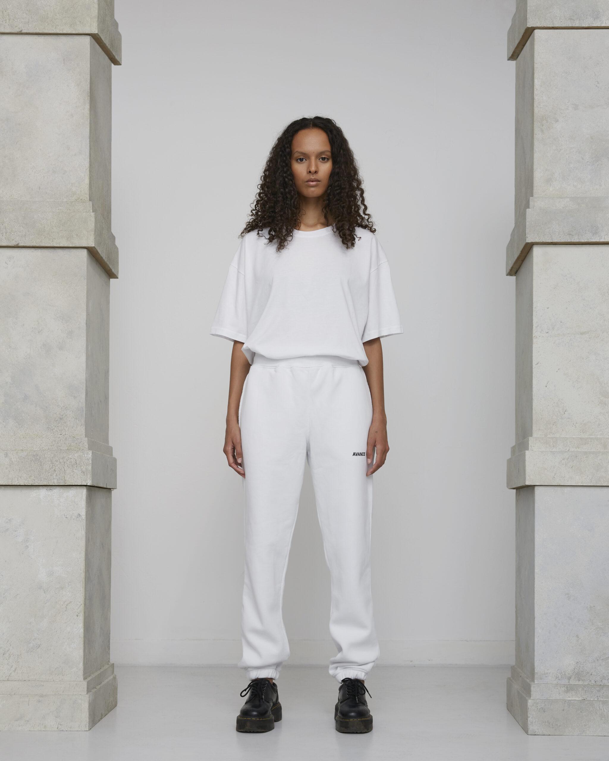Avance t-shirt white