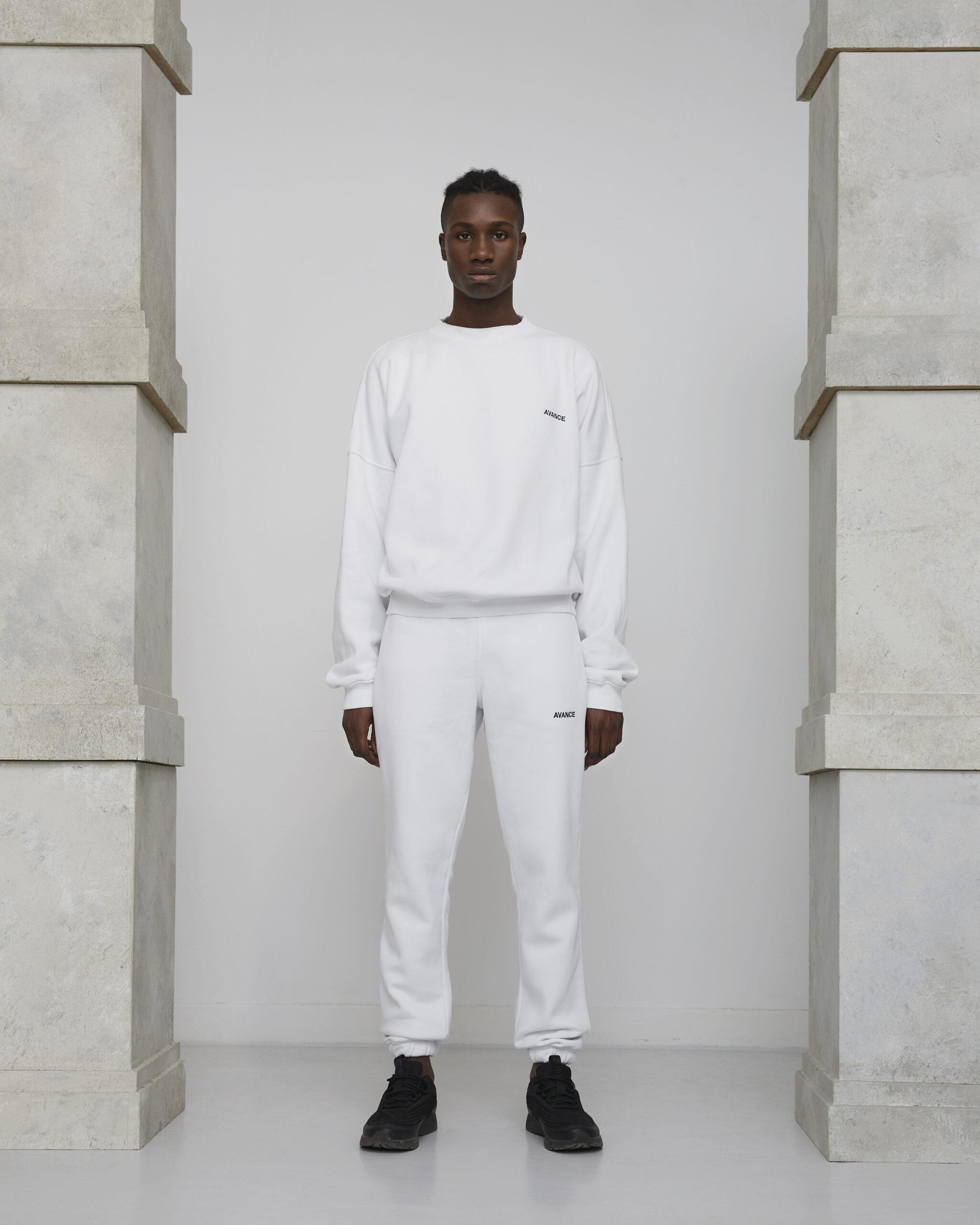 avance concorde set white